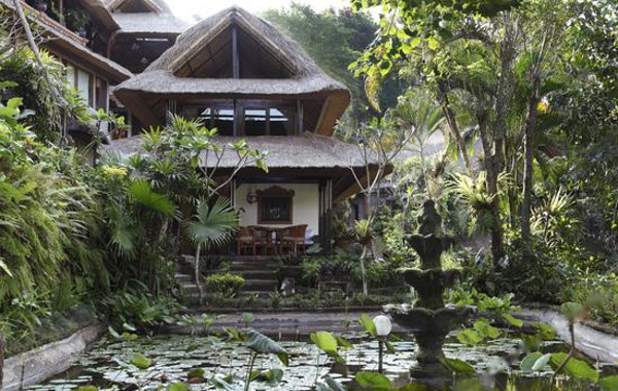 Hotel Tjampuhan Spa Bali (巴厘岛迪佳普翰酒店)