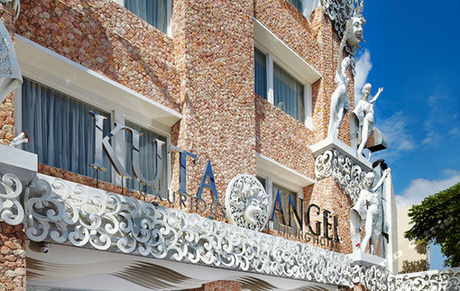 Kuta Angel Hotel Bali(巴厘岛天使酒店)