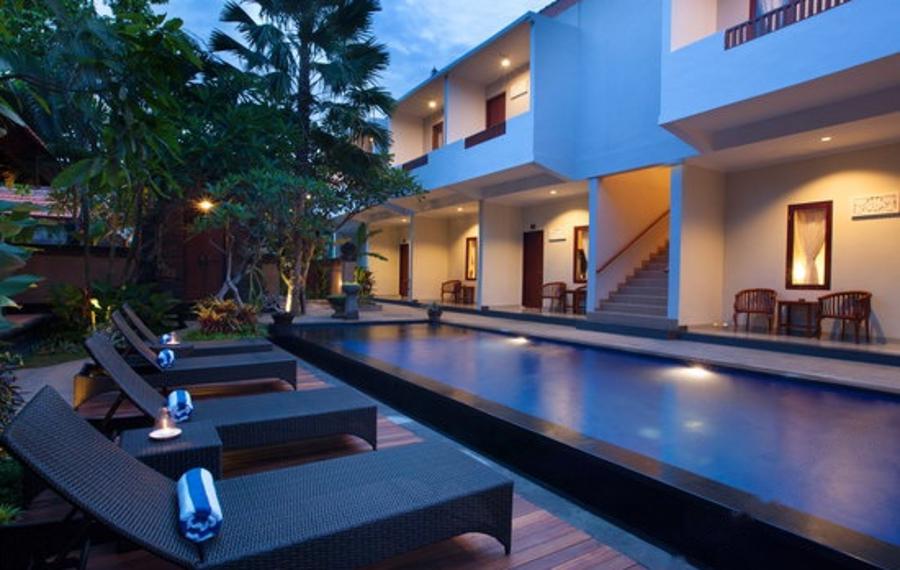 巴厘岛尼桑酒店