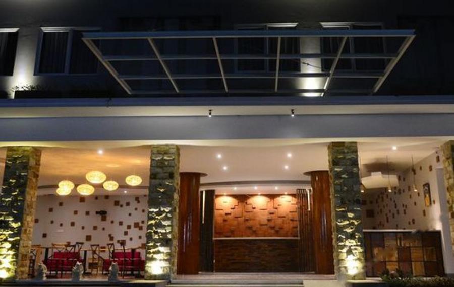 巴厘岛萨拉克酒店