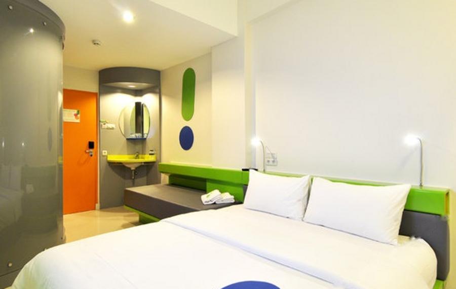 巴厘岛POP哈代新加拉惹广场酒店