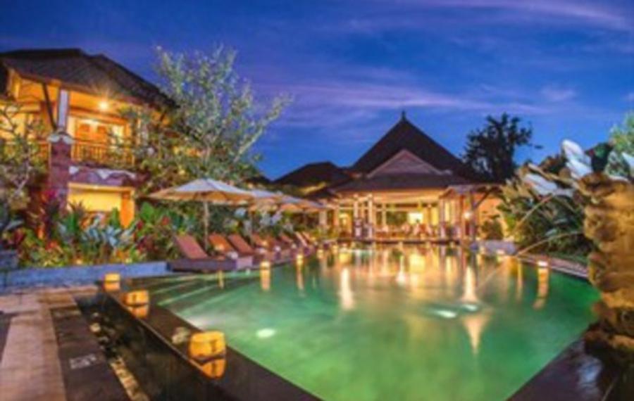 巴厘岛拉玛啪啦度假村