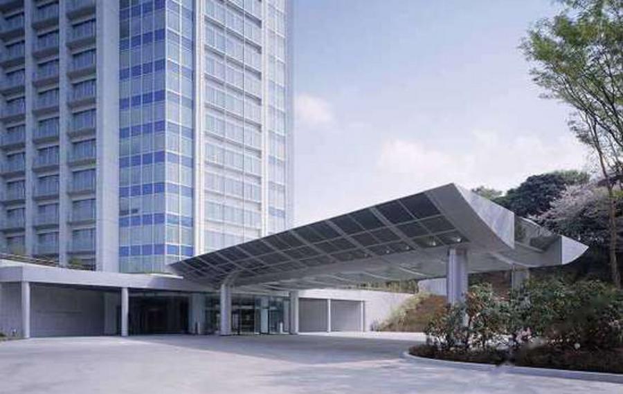 东京皇家王子大酒店花园塔