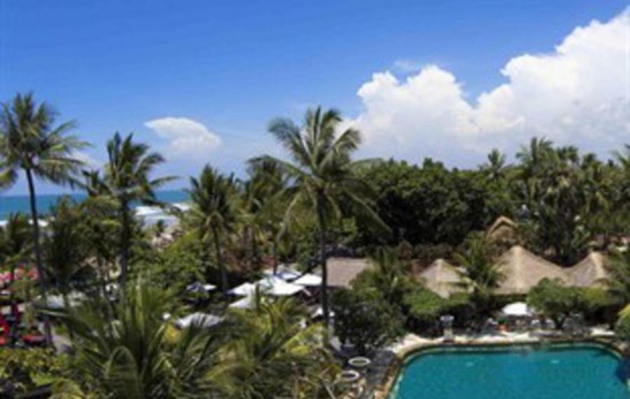 巴厘岛勒吉安海滩酒店