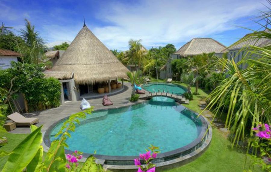 巴厘岛蓝色轨迹酒店