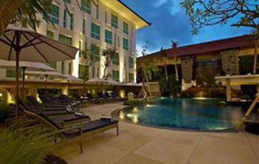 巴厘岛库塔明星酒店