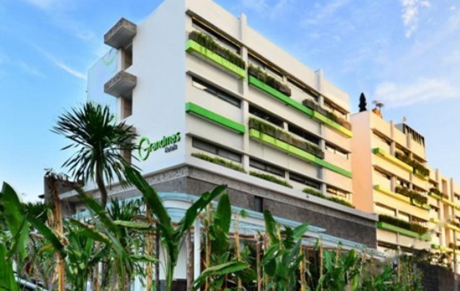 Grandmas Kuta Hotel Bali(巴厘岛库塔祖母酒店)