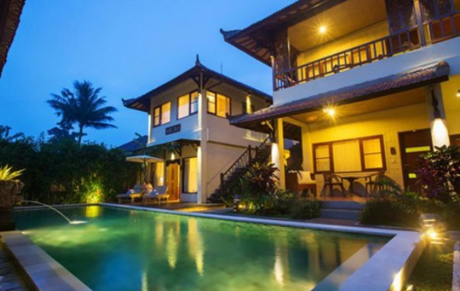 巴厘岛乌布穆纳里别墅酒店
