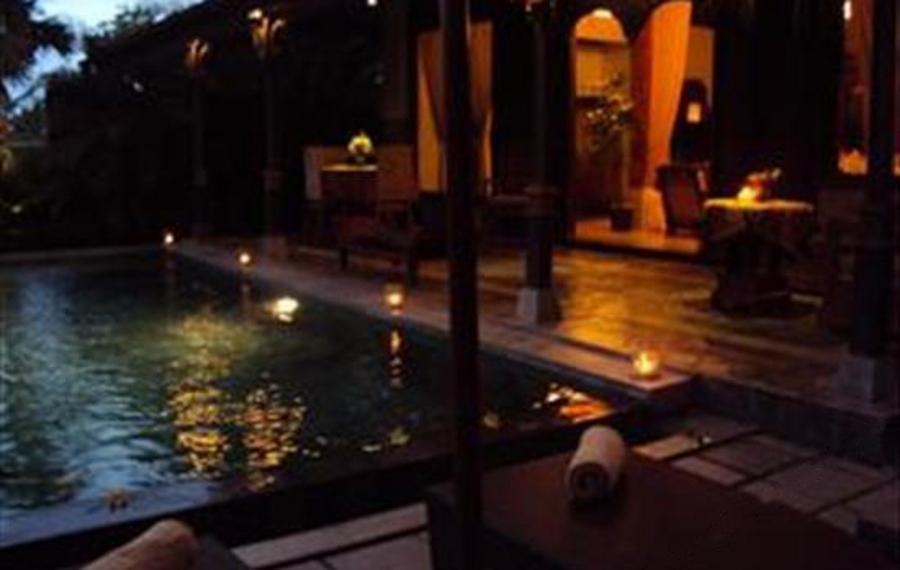 巴厘岛乌布赛伦德拉别墅