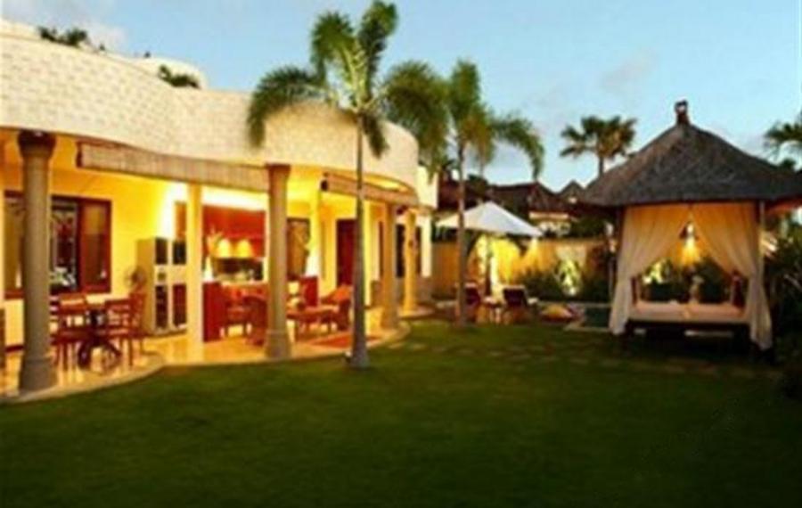 巴厘岛比佛利山庄豪华别墅及Spa中心