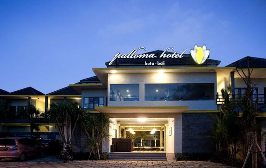 巴厘岛库塔帕洛玛酒店