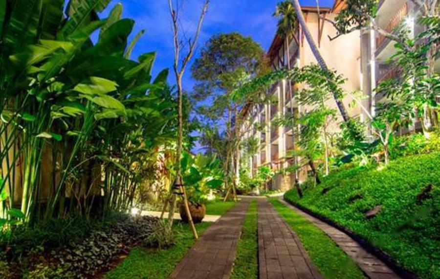 巴厘岛乌布洛卡度假村