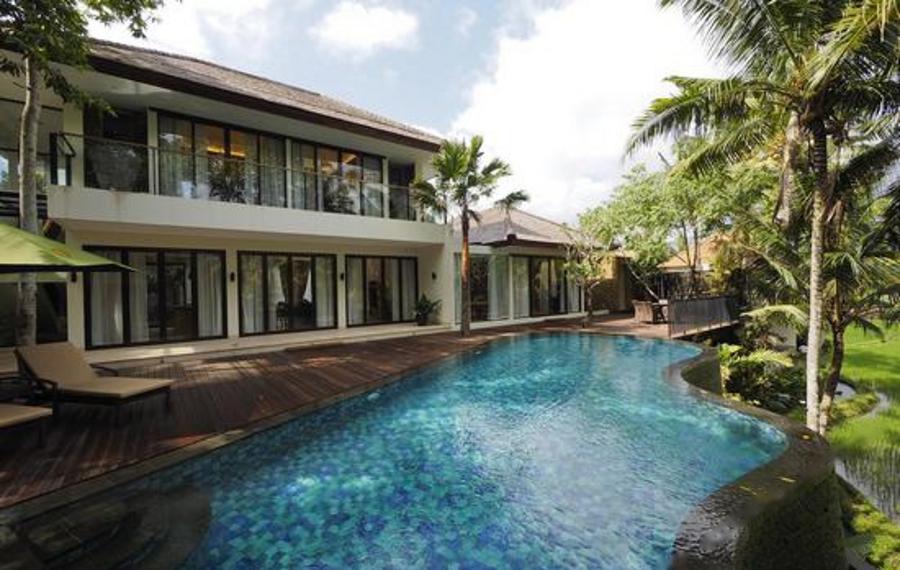 巴厘岛普拉塔乌布水疗酒店