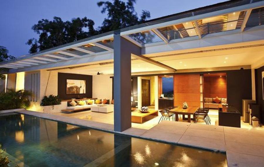 巴厘岛培卡图诺米娜别墅酒店