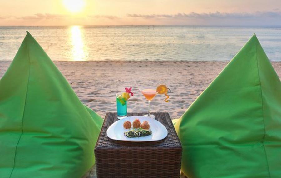 巴厘蓝梦岛沙滩俱乐部别墅度假村