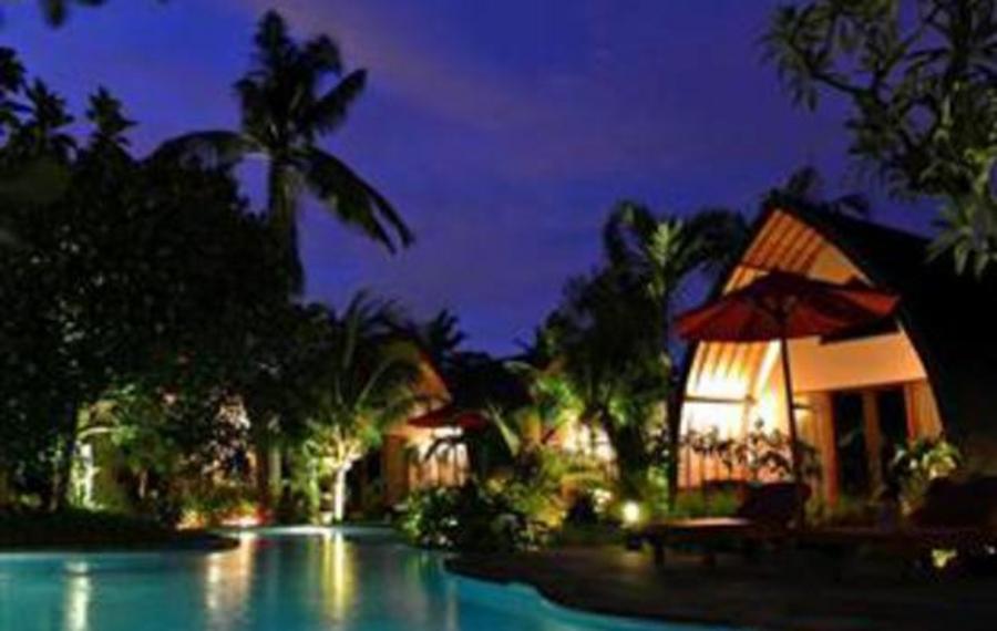 巴厘岛科鲁普度假村                又名:巴厘岛克鲁普度假酒店