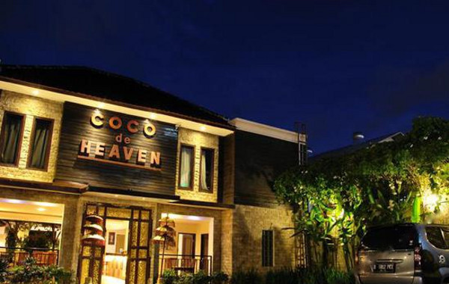 巴厘岛天堂椰林之家酒店
