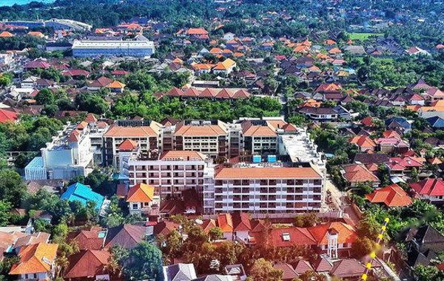 巴厘岛瑞士贝尔瓦图吉姆金巴酒店