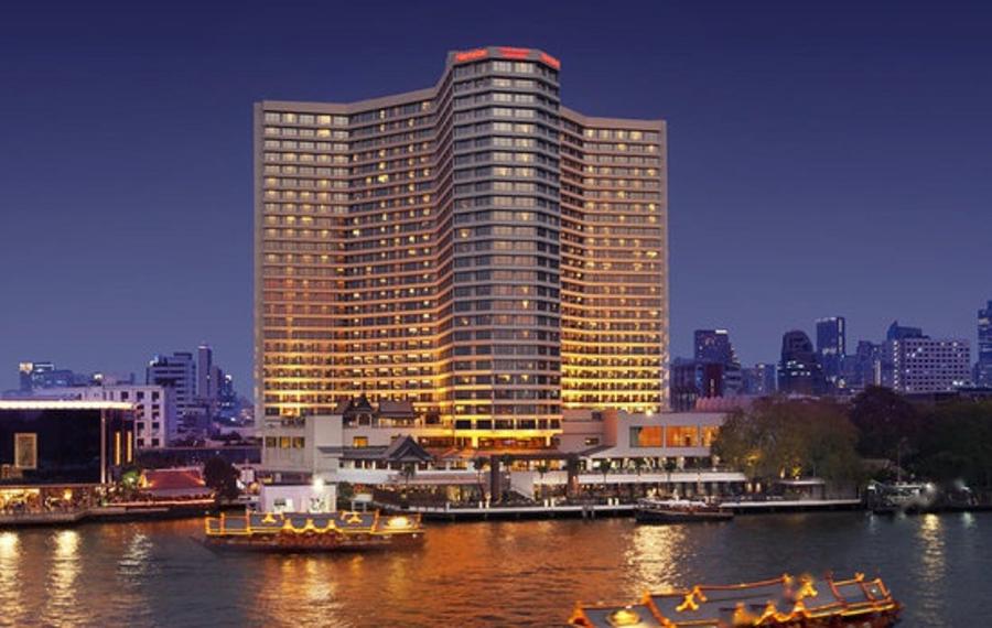 Royal Orchid Sheraton Hotel and Towers Bangkok (曼谷皇家兰花喜来登酒店)