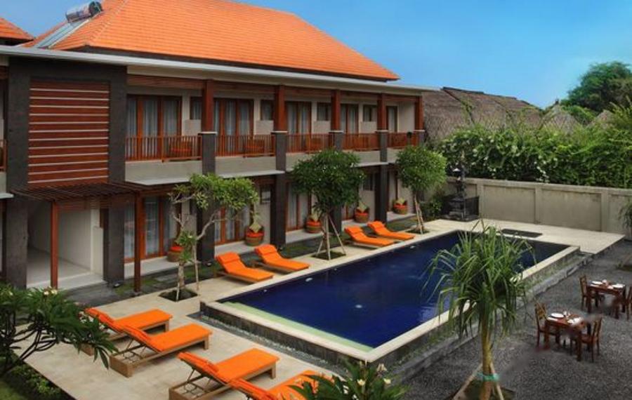 巴厘岛库布瑟姆帕卡酒店