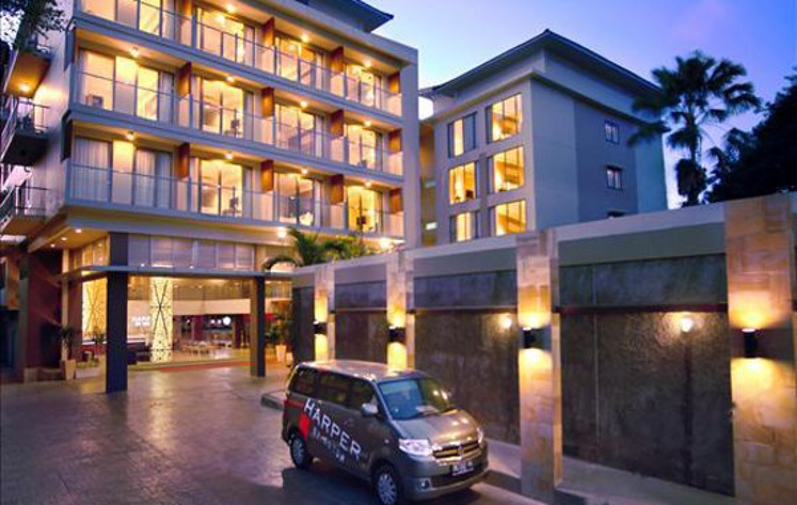 巴厘岛哈珀库塔酒店