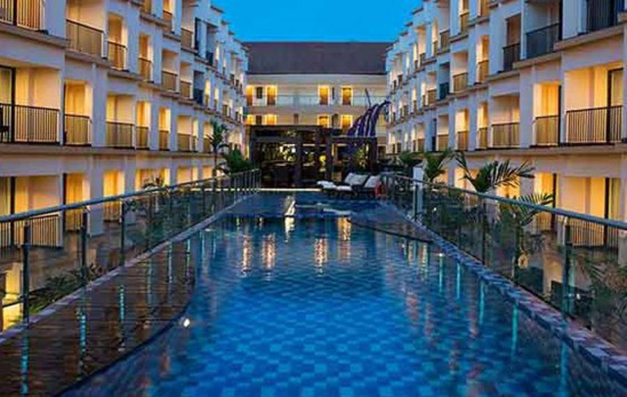 巴厘岛库塔瑞吉公园酒店