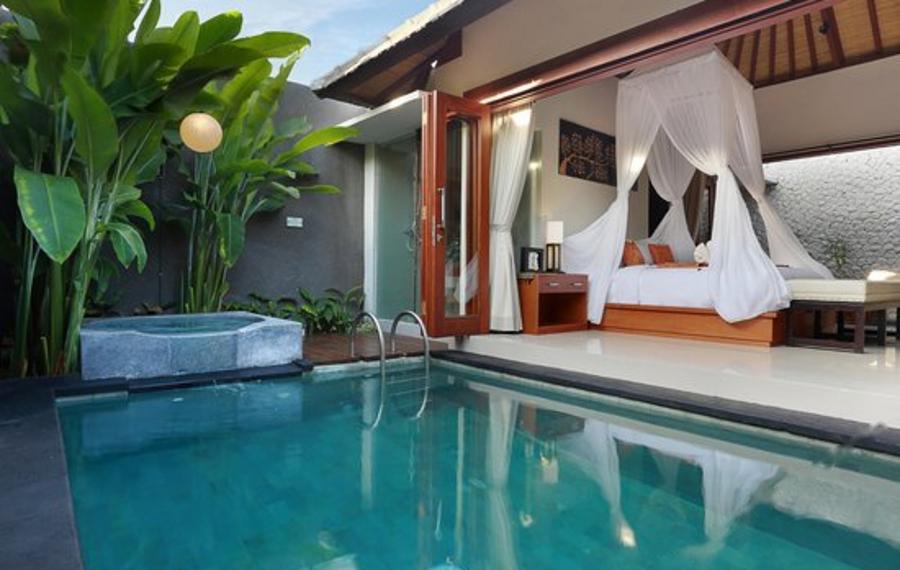 巴厘岛可日雅马哈别墅酒店