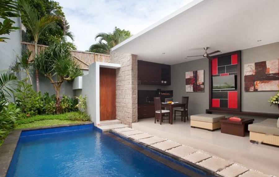 巴厘岛萨玛嘉海滩别墅酒店