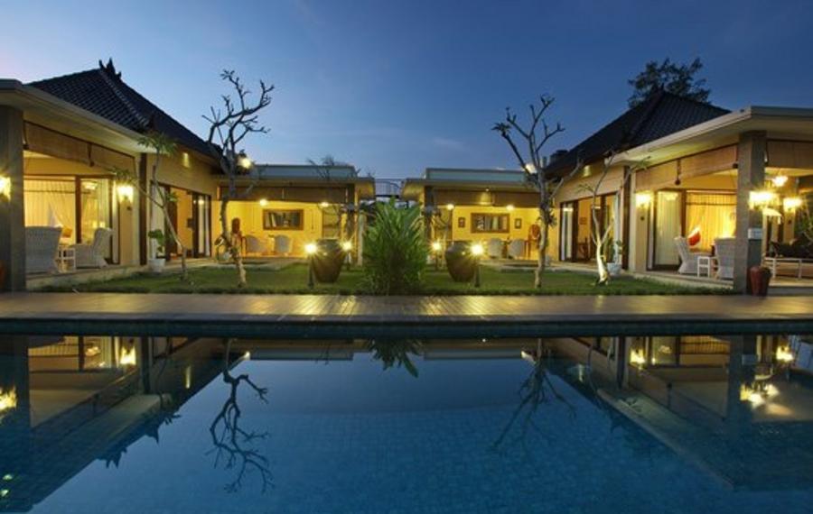 巴厘岛尼瓦纳别墅酒店