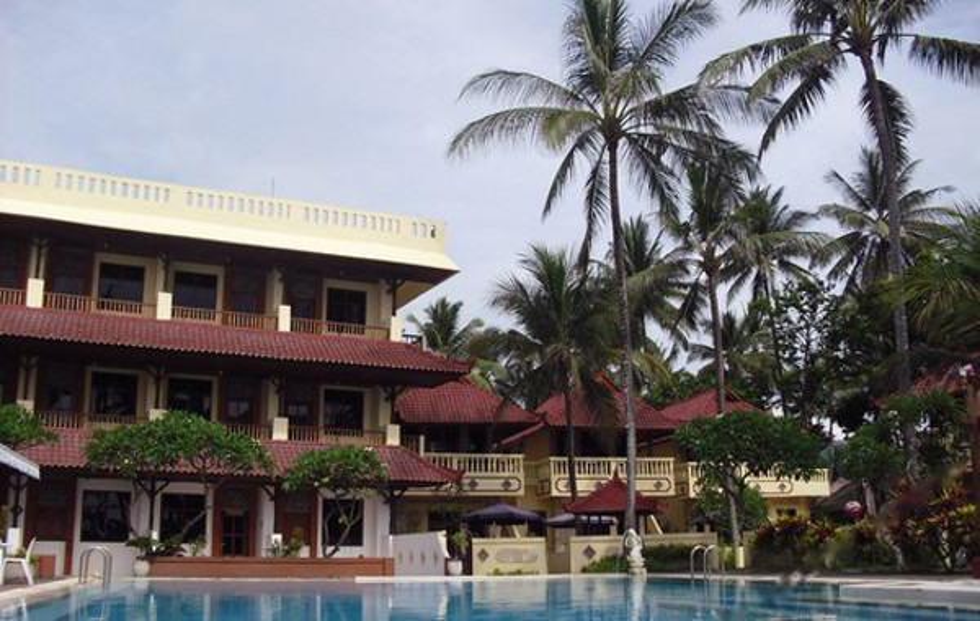 巴厘岛棕榈度假酒店