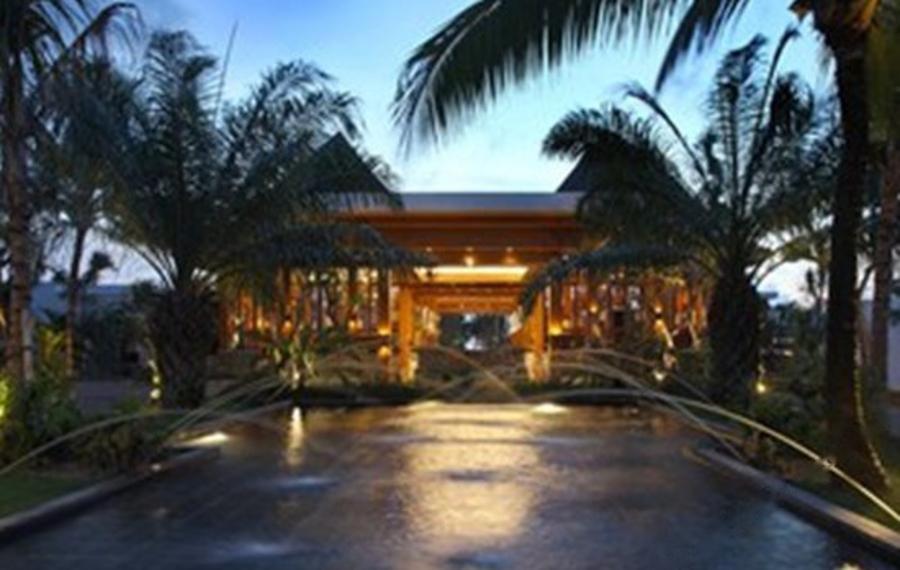 巴厘岛水明漾萨玛雅酒店