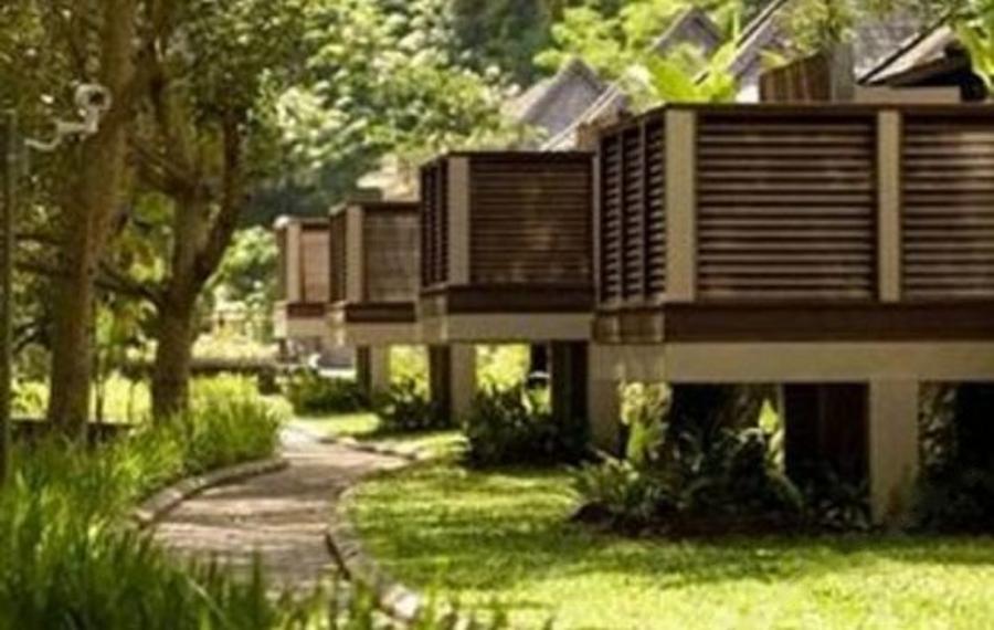 巴厘岛乌布萨玛雅酒店
