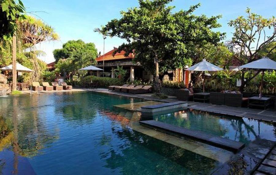 巴厘岛阿迪达哈玛小屋酒店