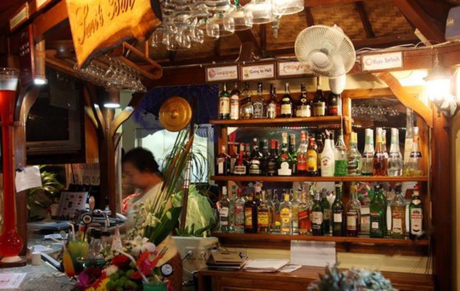 巴厘岛香格里拉海滩俱乐部酒店