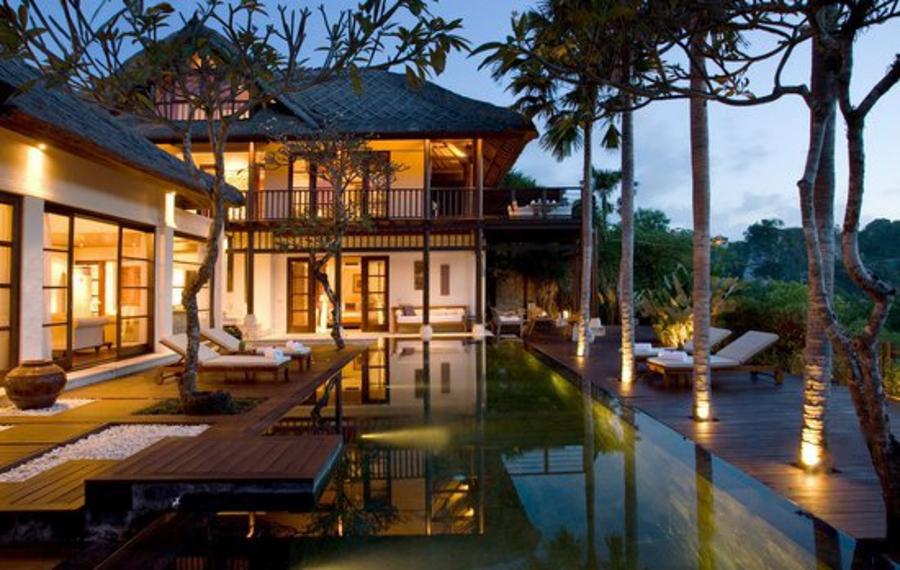 巴厘岛金巴兰卡玛酒店