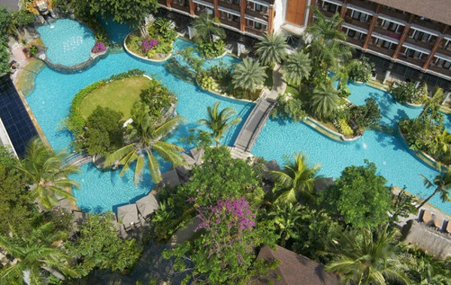 Padma Resort Legian Bali (巴厘岛帕德玛雷吉安酒店)