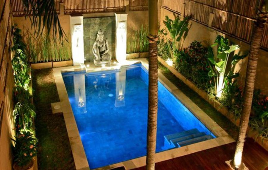 Villa Seriska Seminyak Bali(巴厘岛水明漾花语别墅)
