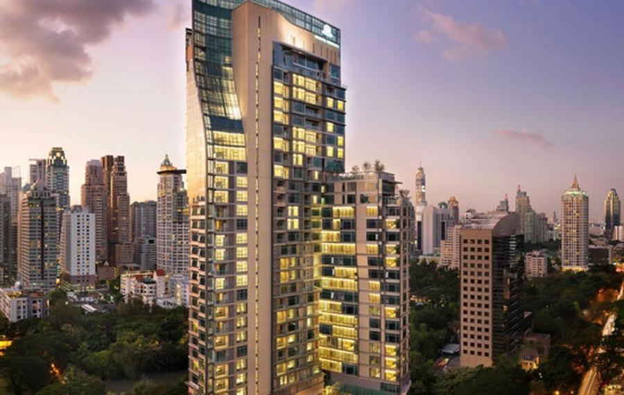 Oriental Residence Bangkok (曼谷东方公寓酒店)