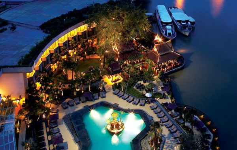 曼谷香格里拉大酒店Shangri-La Hotel Bangkok