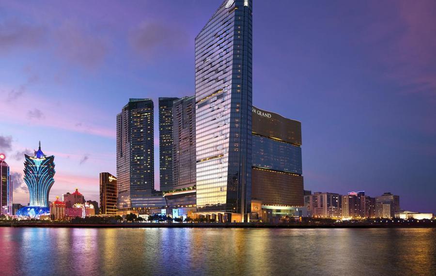 澳门文华东方酒店(Mandarin Oriental Macau)