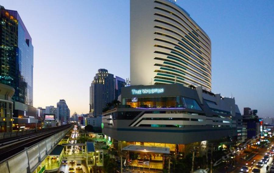 曼谷苏坤威斯汀大酒店