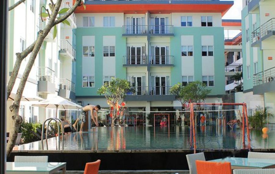 巴厘岛库塔河景哈里斯酒店