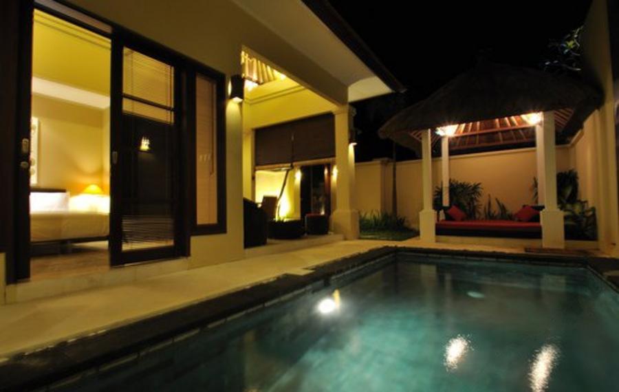 巴厘岛杰士别墅酒店