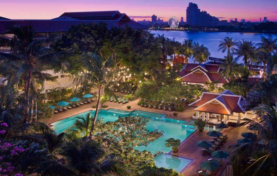 曼谷安纳塔拉河畔度假酒店