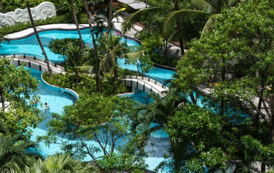 Alam Ubud Culture Villa And Residence Bali (巴厘岛阿拉姆乌布文化别墅酒店)