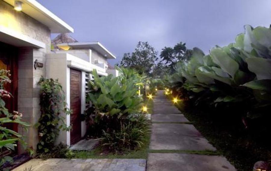巴厘岛尼克Spa别墅酒店