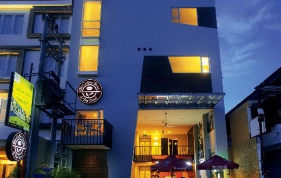 巴厘岛乐吉安酒店