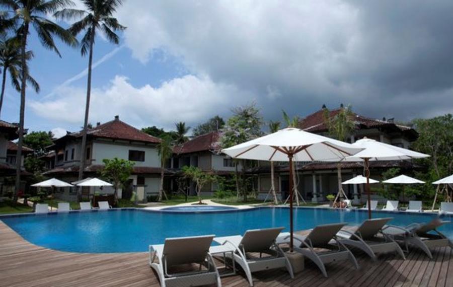 巴厘岛安可达酒店