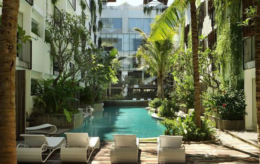 巴厘岛阿卡玛尼酒店