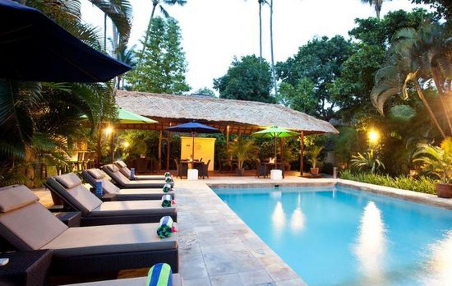 巴厘岛可可别墅酒店